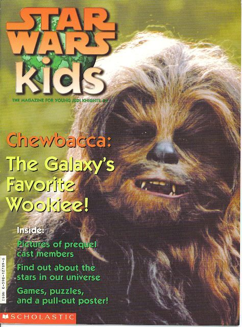 Star Wars Kids (Scholastic v1) 2
