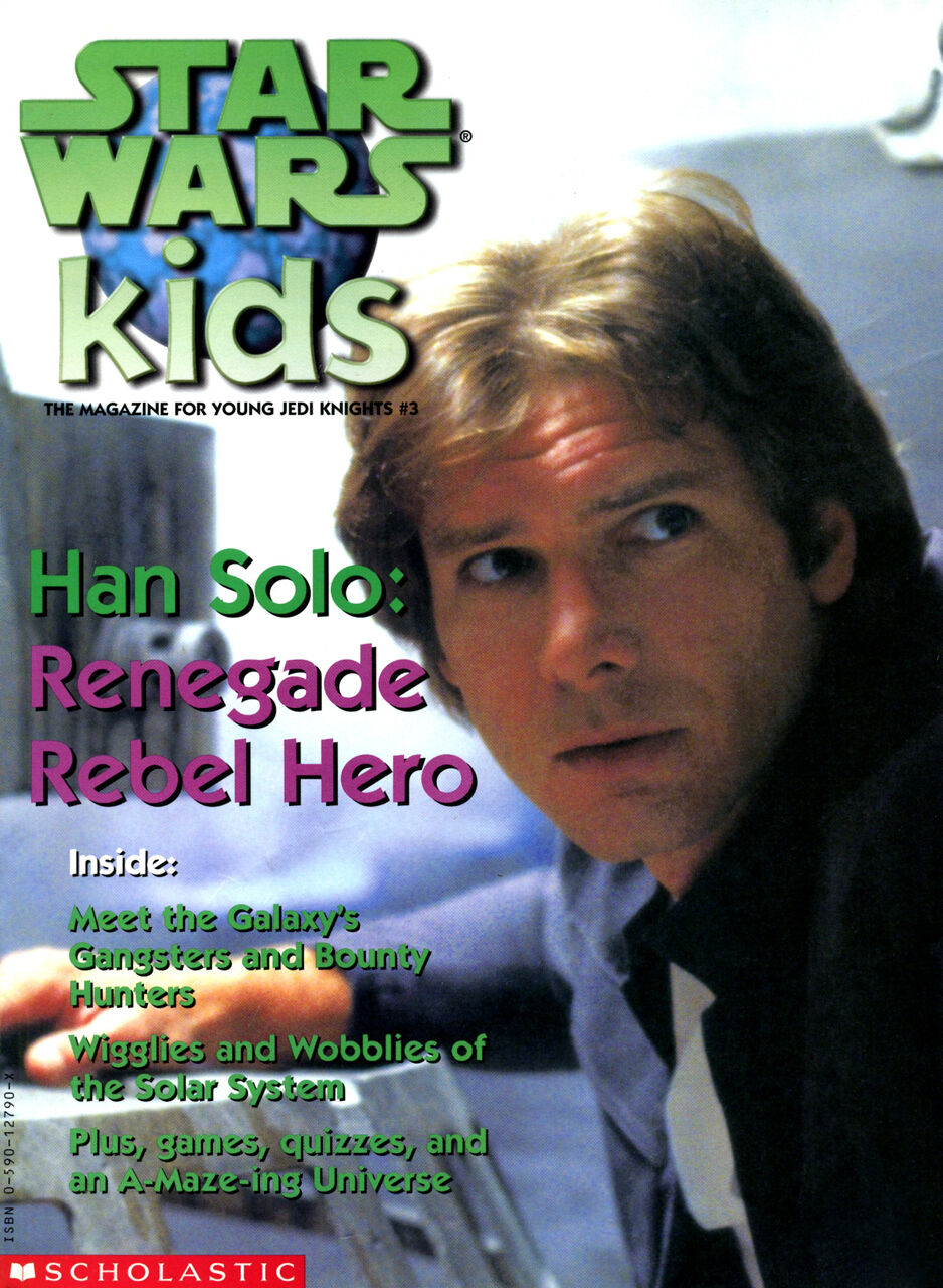 Star Wars Kids (Scholastic v1) 3