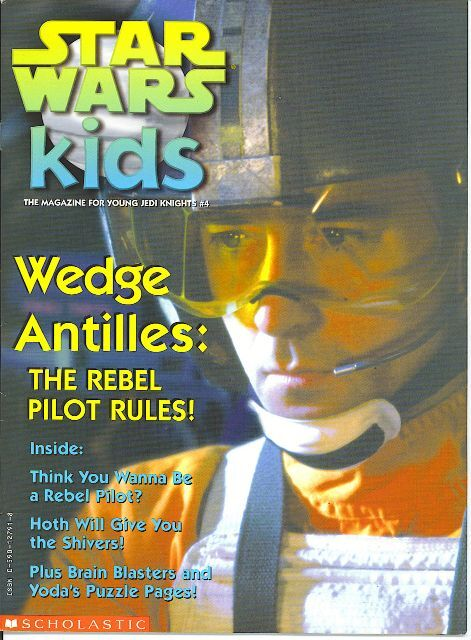 Star Wars Kids (Scholastic v1) 4