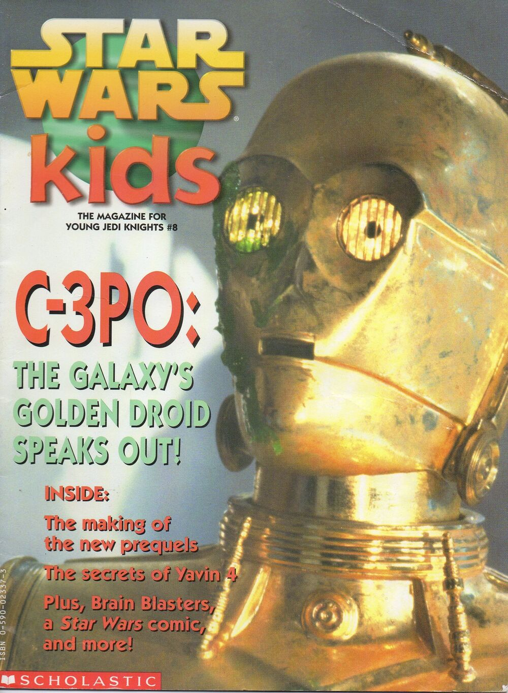 Star Wars Kids (Scholastic v1) 8