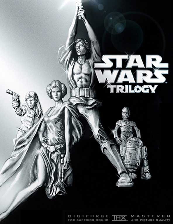Star Wars Trilogy (DVD)