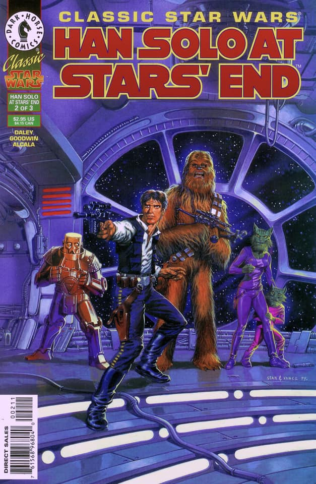 Classic Star Wars: Han Solo at Stars' End 2