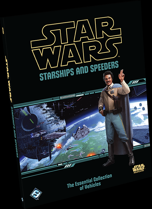 Star Wars: Starships and Speeders