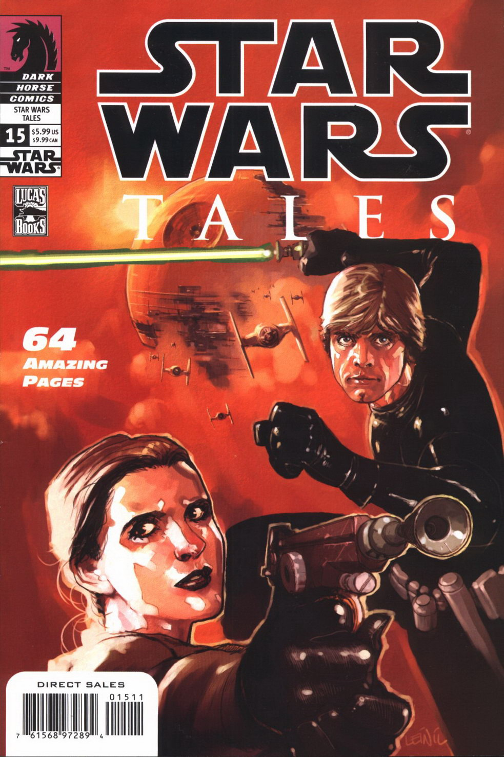 Star Wars Tales: Falling Star