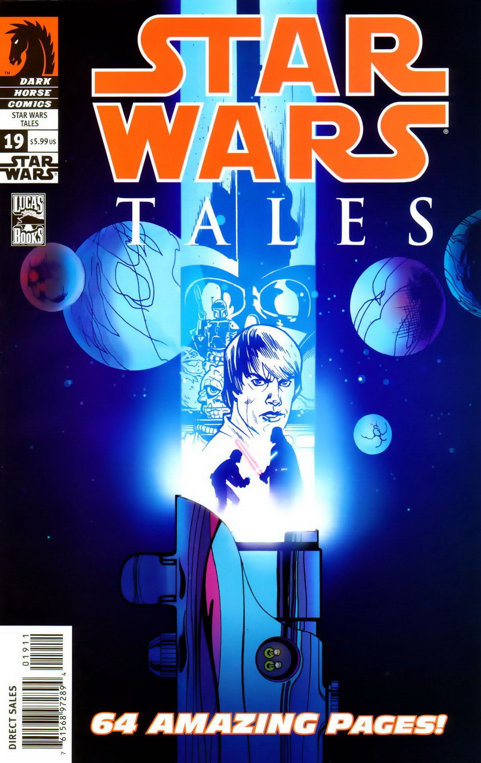 Star Wars Tales: Rather Darkness Visible