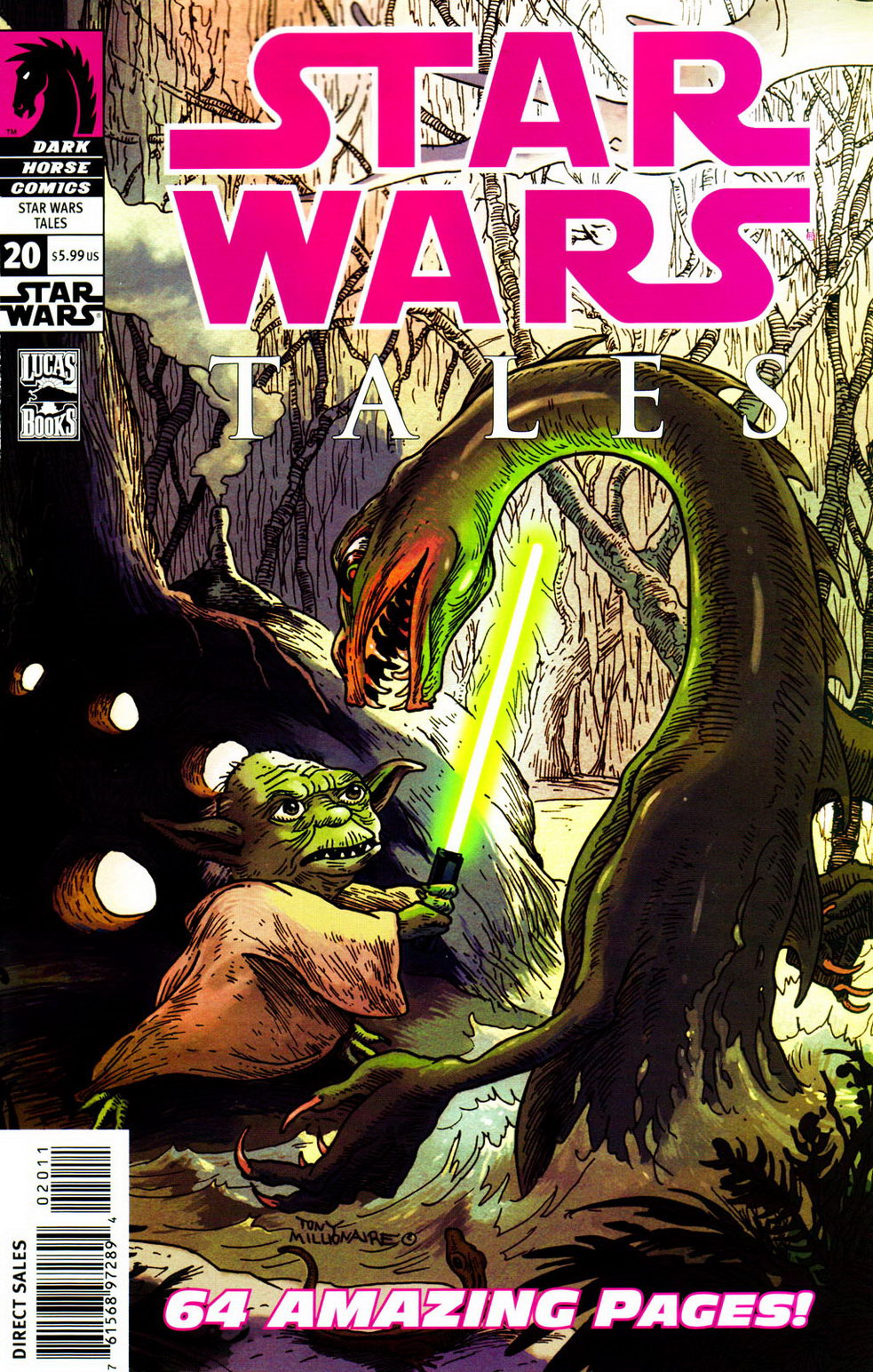 Star Wars Tales: Luke Skywalker - Detective