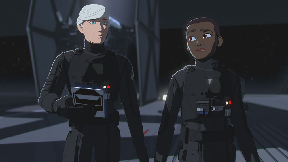 Star Wars Resistance: Station to Station