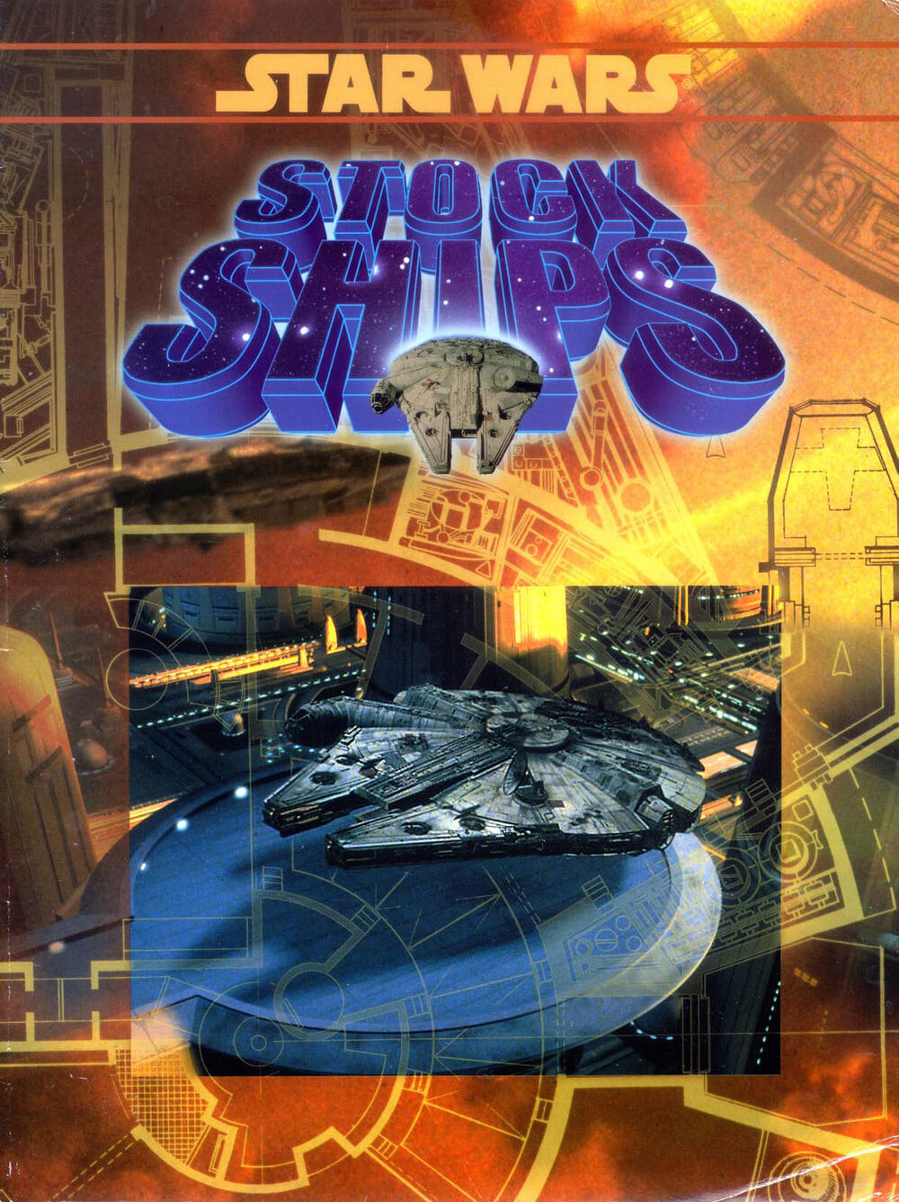 Star Wars: Stock Ships