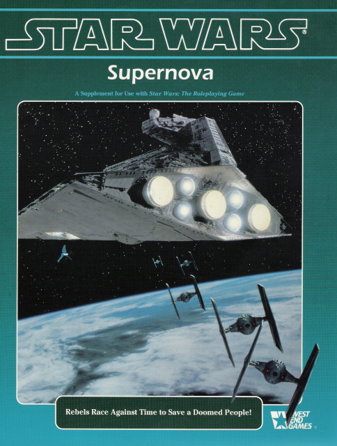 Star Wars: Supernova
