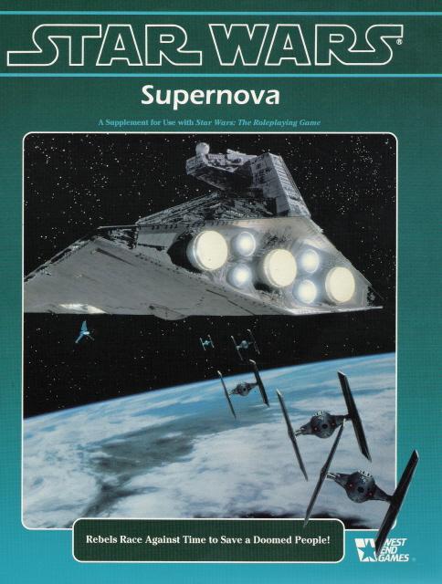 Star Wars: Supernova