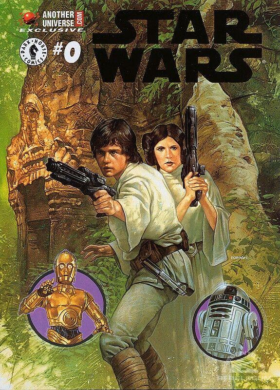 Star Wars #0 - Keeper's World