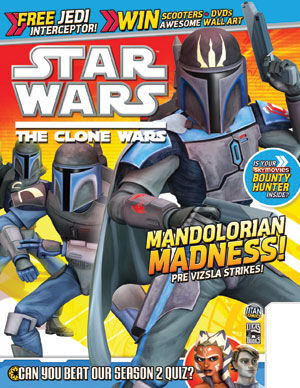 Star Wars The Clone Wars: Suited