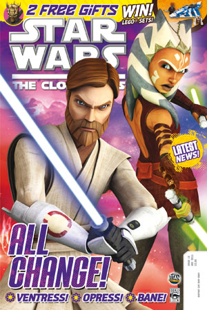 Star Wars The Clone Wars: Spices and Spices