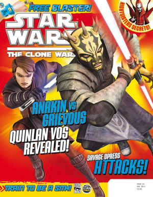 Star Wars The Clone Wars: Hunted