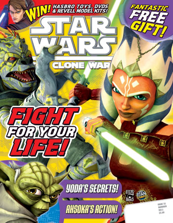 Star Wars The Clone Wars: The Feral Queen