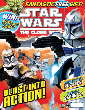 Star Wars The Clone Wars: Leisure