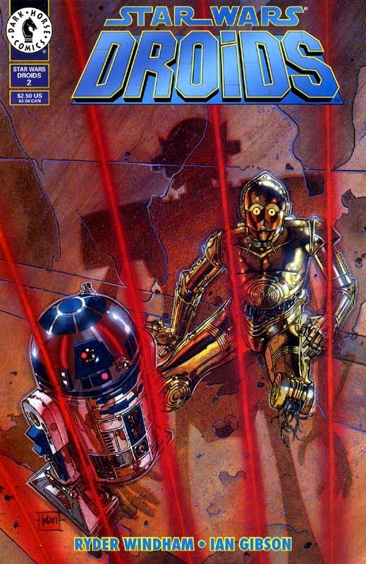 Star Wars Droids: Rebellion 2