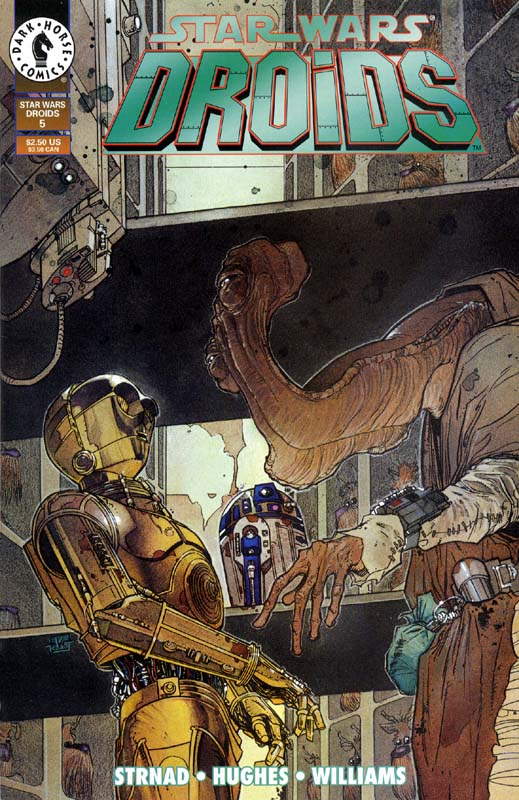 Star Wars Droids: Season of Revolt