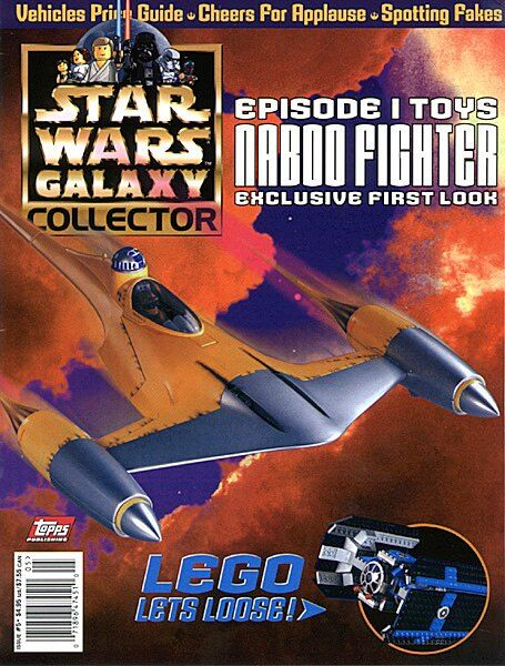 Star Wars Galaxy Collector Magazine 5