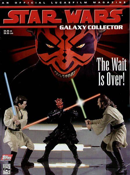 Star Wars Galaxy Collector Magazine 6