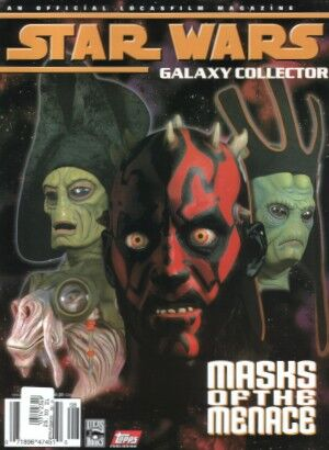 Star Wars Galaxy Collector Magazine 8