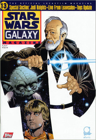 Star Wars Galaxy Magazine 13
