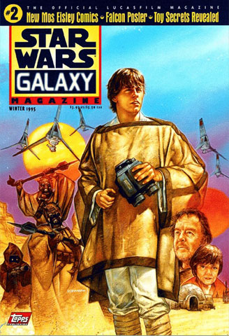 Star Wars Galaxy Magazine 2