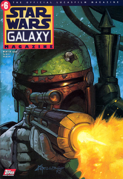 Star Wars Galaxy Magazine 6