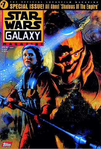 Star Wars Galaxy Magazine 7