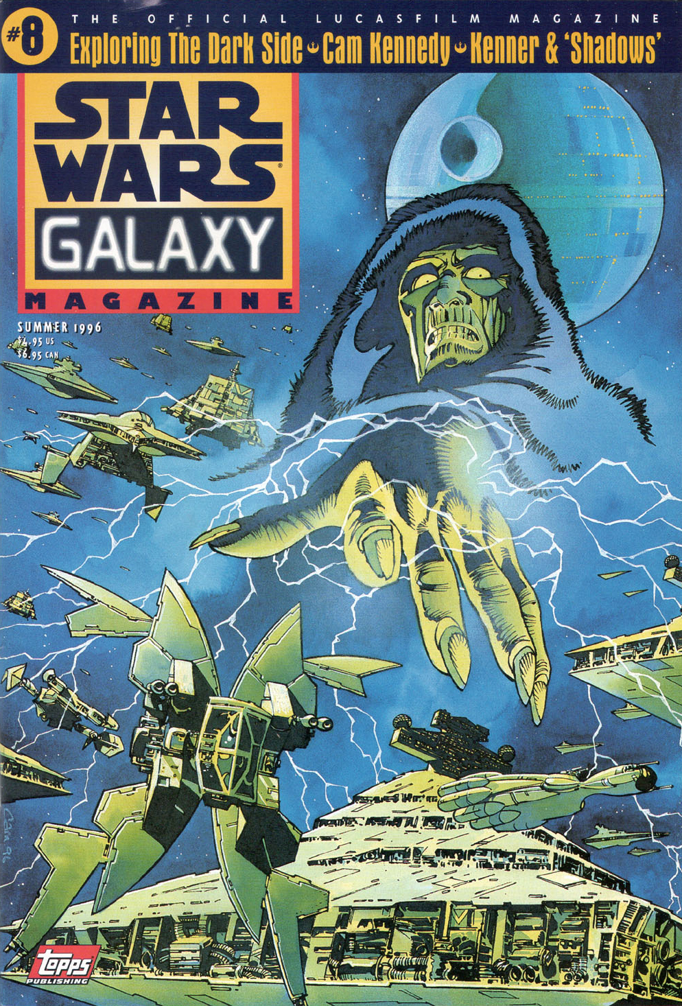 Star Wars Galaxy Magazine 8