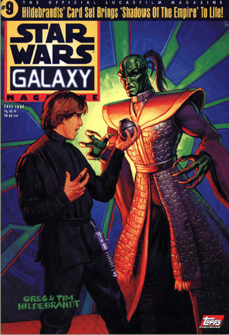 Star Wars Galaxy Magazine 9