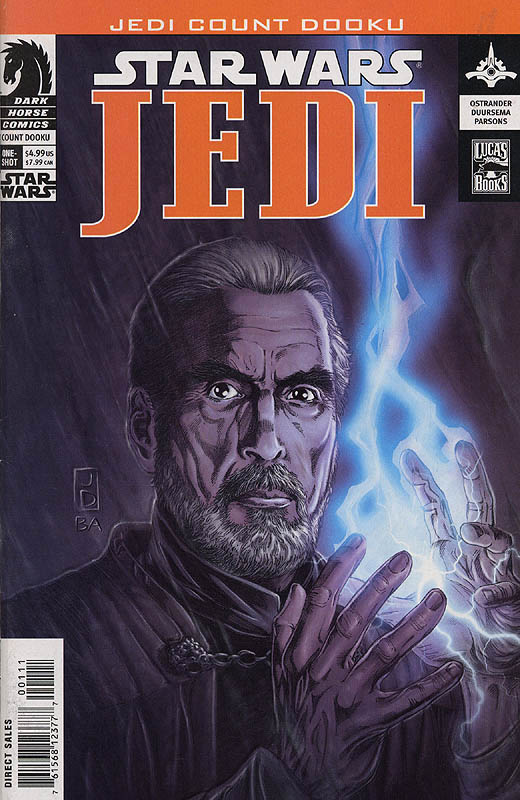 Star Wars Clone Wars: Count Dooku (Jedi)