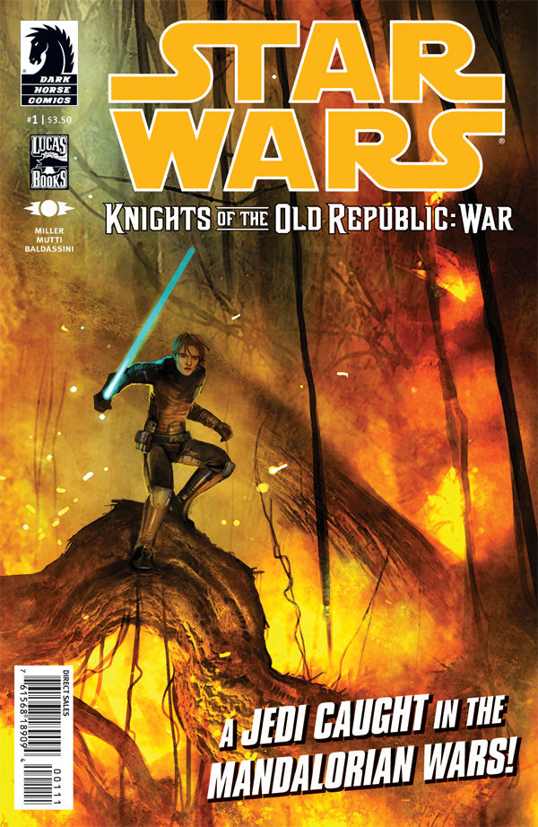 Star Wars Knights of the Old Republic: War