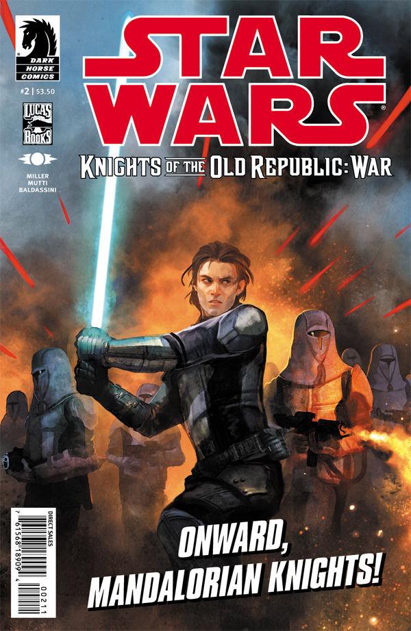 Star Wars Knights of the Old Republic: War 2