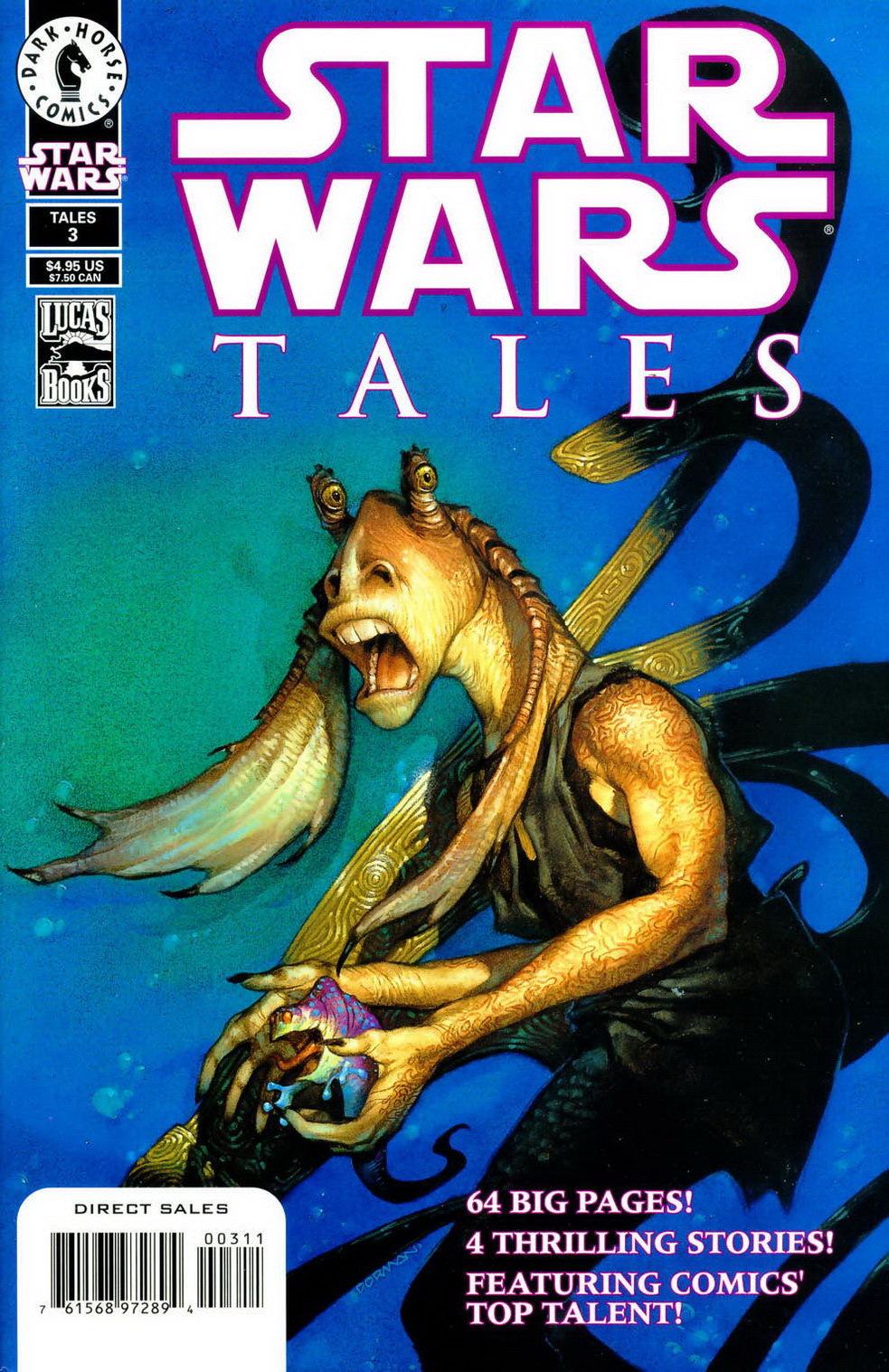 Star Wars Tales: Three Against the Galaxy