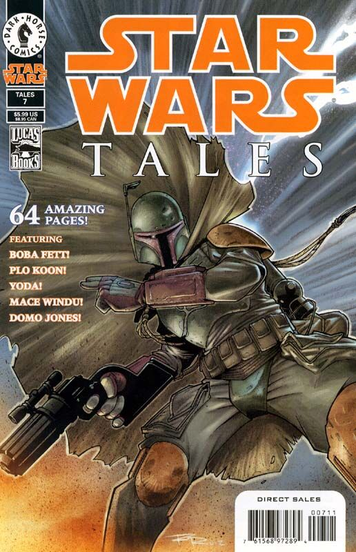 Star Wars Tales: Force Fiction