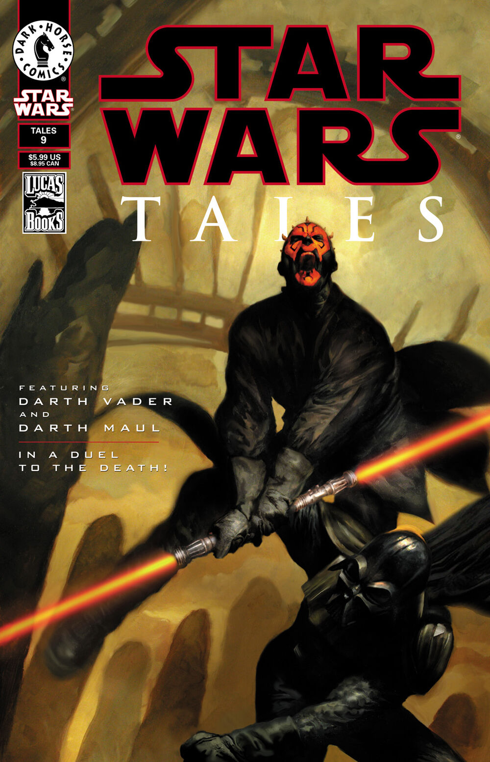 Star Wars Tales: Resurrection