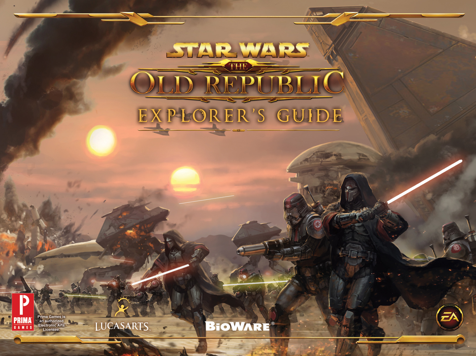 Star Wars: The Old Republic Explorer's Guide