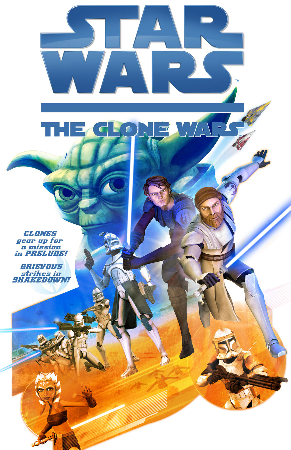 Star Wars The Clone Wars: Prelude