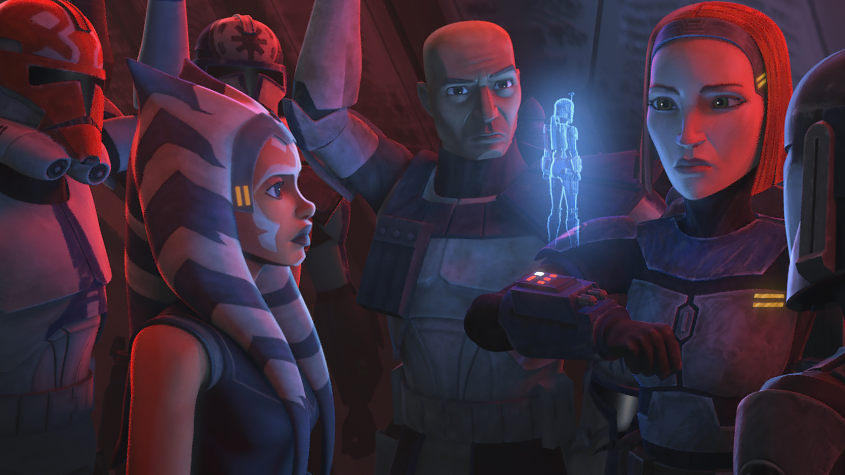 Star Wars The Clone Wars: Old Friends Not Forgotten