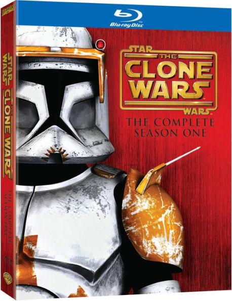 Star Wars: The Clone Wars Season 1 (Blu-Ray)