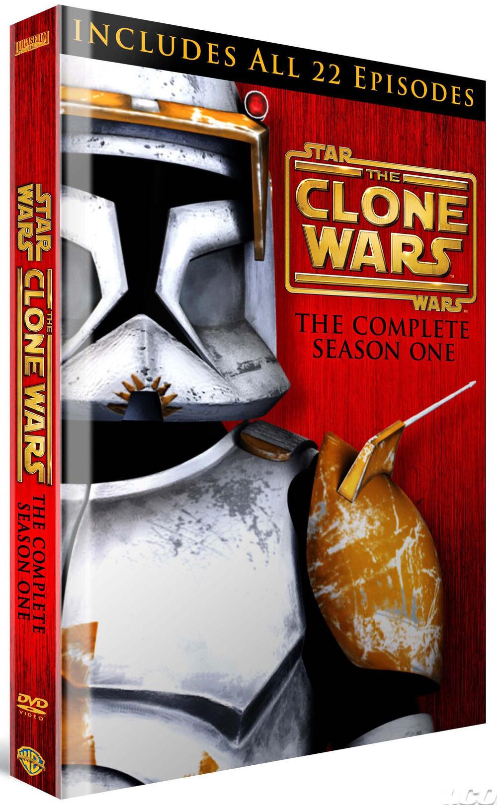 Star Wars: The Clone Wars Season One