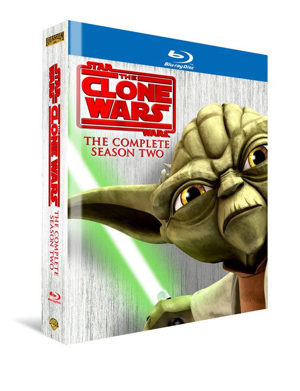Star Wars: The Clone Wars Season Two