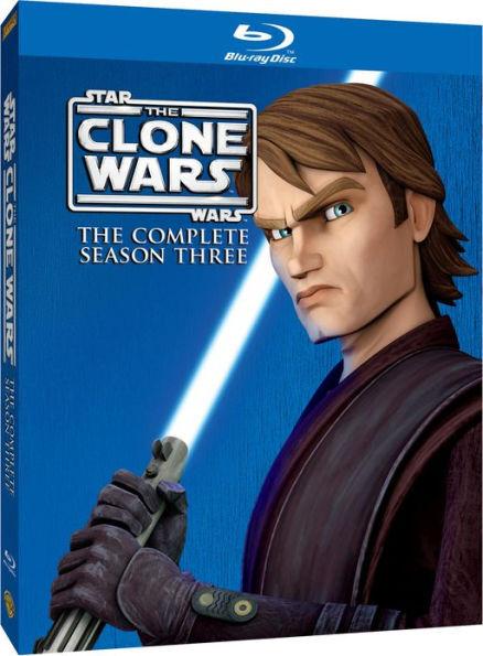 Star Wars: The Clone Wars Season Three
