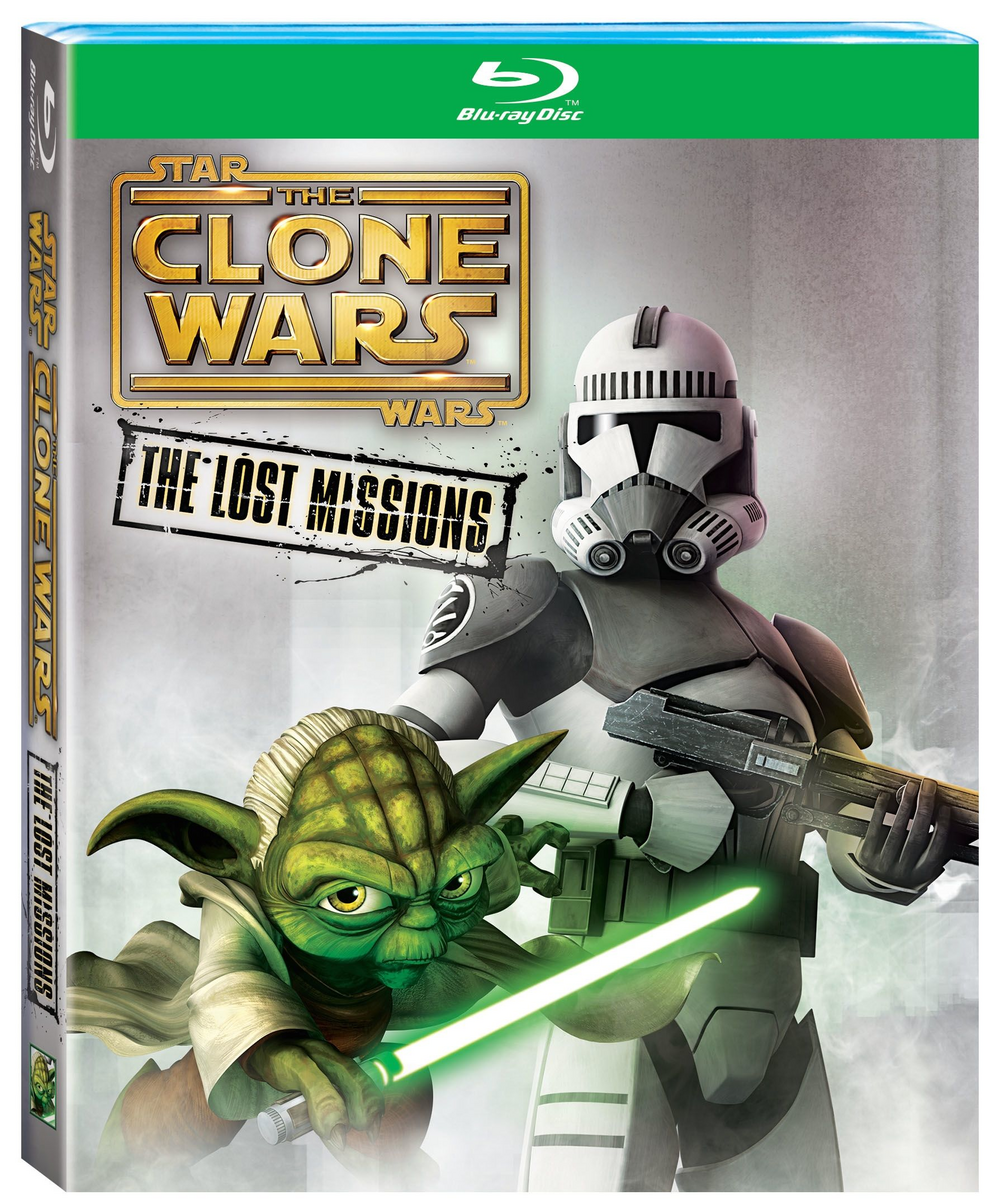 Star Wars: The Clone Wars The Lost Missions