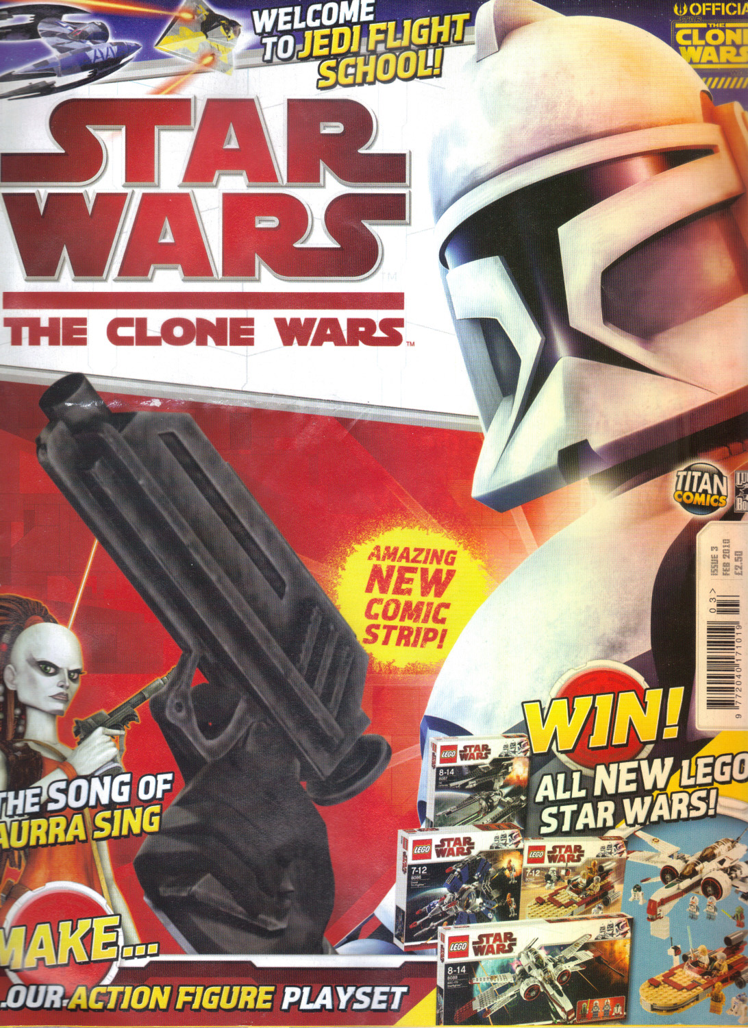 Star Wars The Clone Wars: In Triplicate