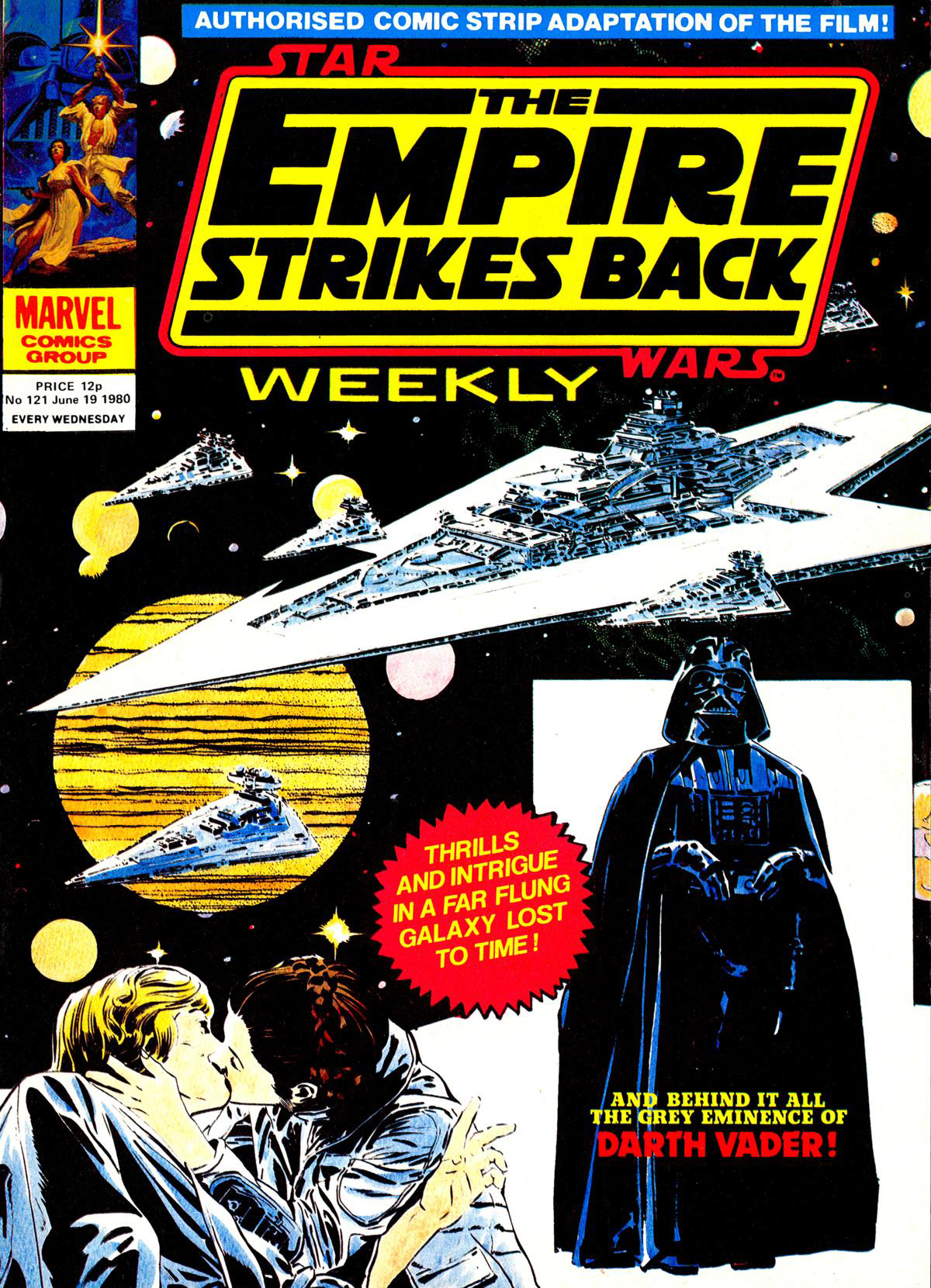 The Empire Strikes Back Weekly 121