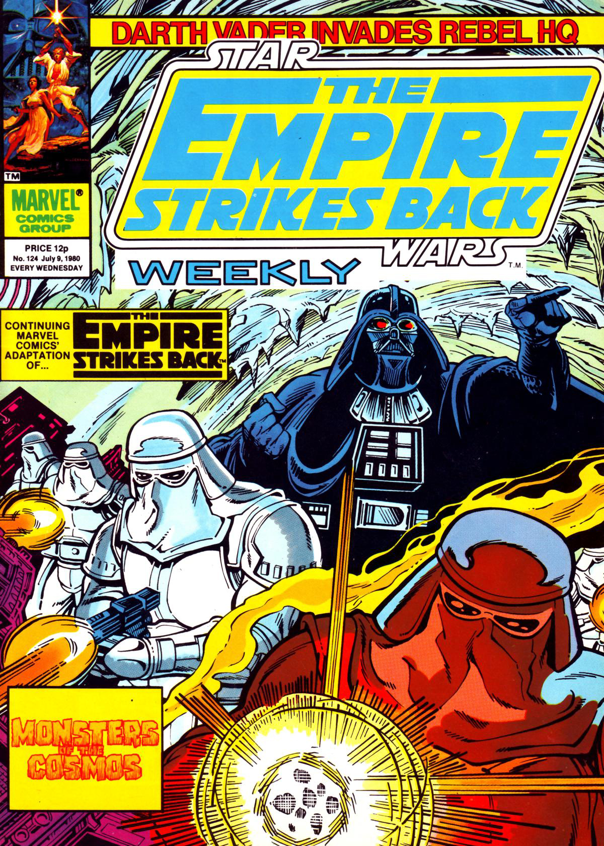 The Empire Strikes Back Weekly 124