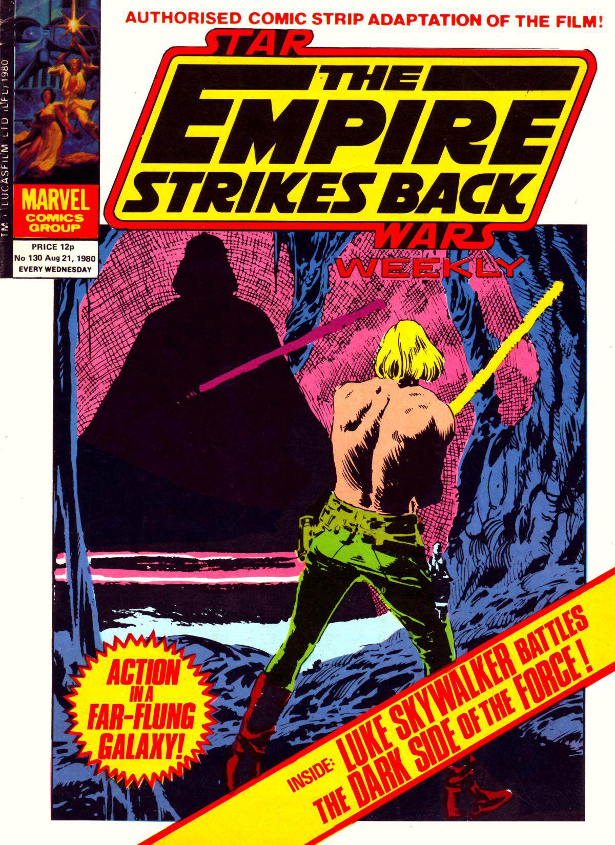 The Empire Strikes Back Weekly 130