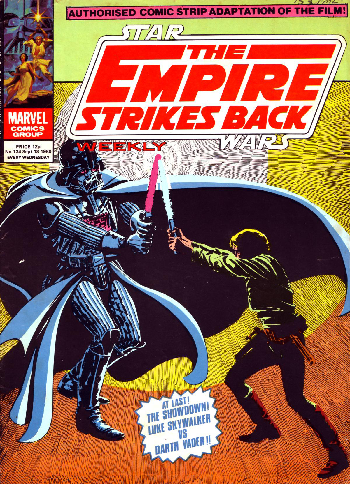 The Empire Strikes Back Weekly 134